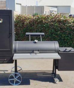 BBQ smoker vierkante kast