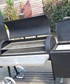 BBQ smoker vierkante kast 5
